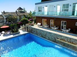 Hotel Complejo Los Rosales, hotell nära Málaga flygplats - AGP, Torremolinos