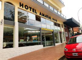 Hotel Amayal, hotel near Iguaçu Waterfalls, Puerto Iguazú