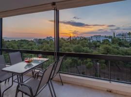 Archer Sea view Apartment, hotel in Athens