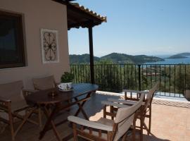 Apartments Villa L&M Skiathos, hotel near Lalaria Beach, Skiathos