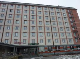 Hotelový Dům, hotel in Olomouc
