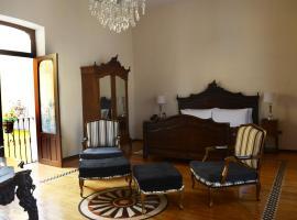 Hotel Marqués del Ángel, hotel en Puebla
