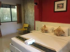 Waen Petch Place Hotel, hotel in Ubon Ratchathani
