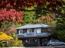 Pinewood Lodge and Apartments, hotel in Queenstown