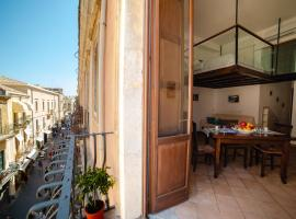 Vilagos Apartments & Loft Taormina, apartment in Taormina