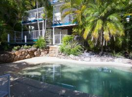 Utopia Beach House, vacation home in Noosa Heads