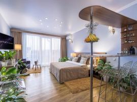 LUNA Hotel Krasnodar, отель в Краснодаре