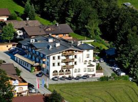 Hotel Wiesenegg, hotel in Aurach bei Kitzbuhel