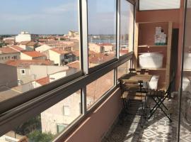 Studio Valras Plage, apartment in Valras-Plage