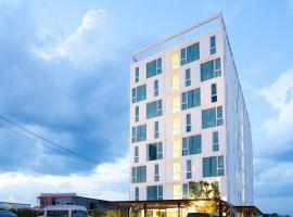 Easy Hotel 2, hotel in Lamphun