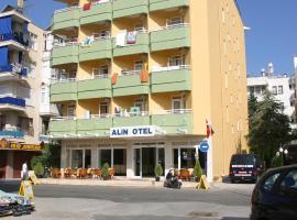 Alin Hotel, отель в городе Аланья