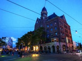 Hotel TwentySeven - Small Luxury Hotels of the World, hotel near Flower Market, Amsterdam