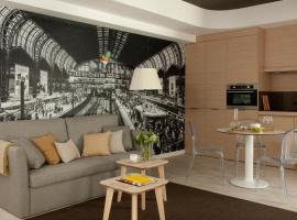 Eric Vökel Boutique Apartments - Hamburg Suites, Ferienwohnung mit Hotelservice in Hamburg