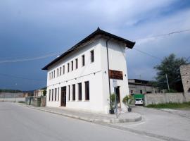 Hotel Agreno, hotel in Berat