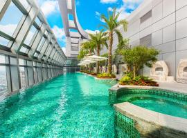 Caesar Park Hotel Banqiao, hotel v Taipeju