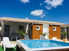 Gite Blanco y Madera, holiday home in Narbonne