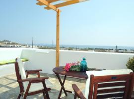 Aigaio Studios tinos, hotel near Pachia Ammos Beach, Tinos Town