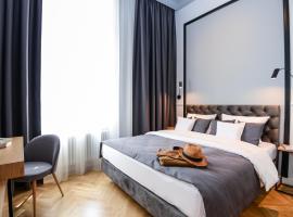 Bentis Luxury Apartments, hotel near Adam Mickiewicz Monument, Kraków