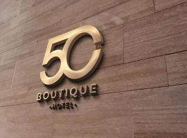 50th Boutique Hotel, B&B in Vittoriosa