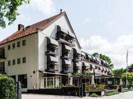 Hotel 't Paviljoen, hotel in Rhenen