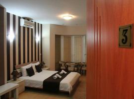 Gala-Garden, hotel em Bitola