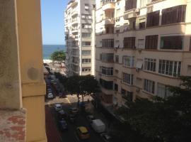 Dzīvoklis Apartamento em Copacabana ( posto 5 ) Riodežaneiro