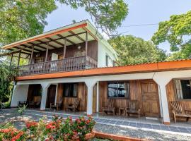 Cabinas Arrecife, hôtel à Cahuita