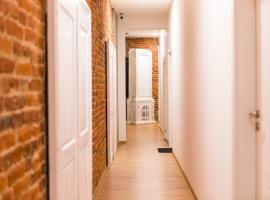 Piotrkowska Studio Apartments – obiekty na wynajem sezonowy w Łodzi