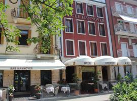 Hotel Hannover, hotel in Grado