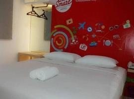 Citismart Bidadari Hotel, hotel near Sultan Syarif Kasim II International Airport - PKU, Pekanbaru