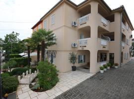 Apartmani Đani, hotel near Malin Beach, Malinska