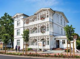 Hotel Garni Getreuer Eckart, hotel near KdF seaside resort in Prora, Binz