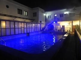 Hotel Mar Del Plata, hotel in Termas de Río Hondo