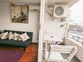 Apartamento hogareño, hotel cerca de Museo Interactivo Mirador, Santiago