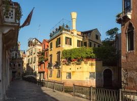 Residenza De L'Osmarin Suites, B&B in Venice