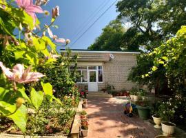 Cottage on Khodenko 10, holiday home in Gelendzhik