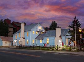 Fireside Inn, hotel with jacuzzis in Breckenridge