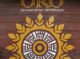 Casa Oro Eco Hostel, hotel in San Juan del Sur