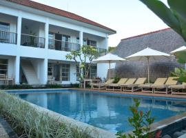 Lavella Villas Kuta Lombok, hotel in Kuta Lombok
