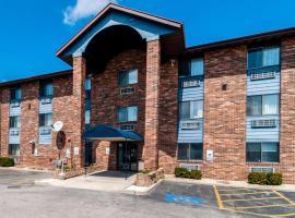 Motel 6-Naperville, IL, hotel in Naperville