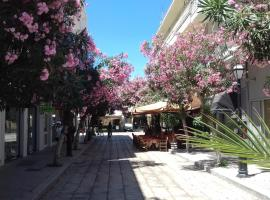 Milva Apartments, family hotel in Kos Town