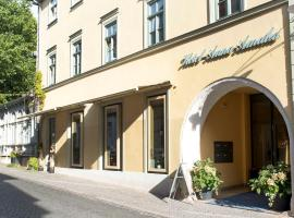 Hotel Anna Amalia, hotel near Train Station Weimar, Weimar