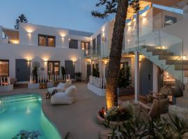 Oniro Suites, отель в Миконосе