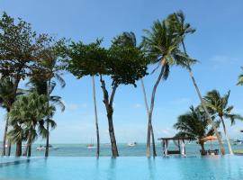 Samui Mermaid Beachfront, отель в городе Пляж Банг Рак
