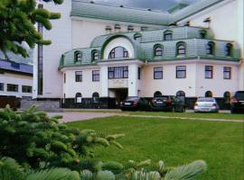 Гостиница Айгуль, отель в Уфе