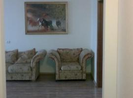 Apartment on Prospekt Momyshuly 25, гостиница в Шымкенте