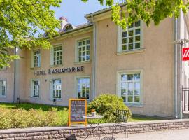 Aquamarine Hotel, hotel in Tallinn