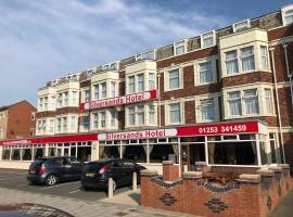 Silversands Hotel, hotel near Blackpool International Airport - BLK, Blackpool