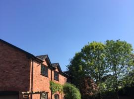 Eccleshall Bed and Breakfast, hotel near Stafford Services Southbound M6, Eccleshall