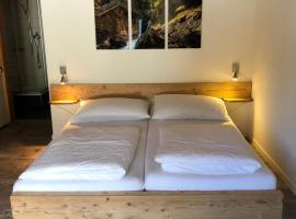 Hotel Restaurant Simplon, отель в городе Фрутиген